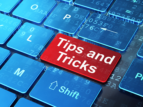 UASI Coding Tip of the Month