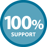 UASI CDI Solutions 100% Support
